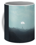 Cloud Gliding Coffee Mug