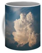 Cloud On Sky Coffee Mug
