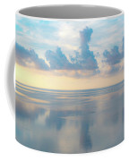 Cloud Reflections On Pamlico Sound Coffee Mug