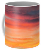 Colorful Clouds In The Sky 1 Coffee Mug
