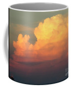 Clouds Over Pleasure Pier Coffee Mug