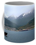 Cloudy Morning In Ushuaia, Argentina Coffee Mug