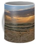 Cloudy Sunrise In The Mediterranean Coffee Mug