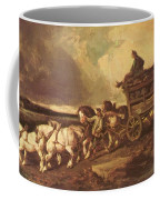 Coal Cars 1822 Coffee Mug
