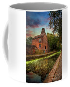 Coalport Bottle Kiln Sunset Coffee Mug