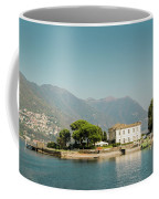Coast Of Como Coffee Mug
