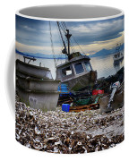 Coastal Fishing Vancouver Island Coffee Mug