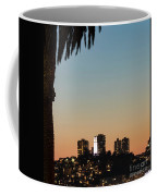 Coit Tower Twilight Coffee Mug
