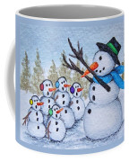 Cold Choir Coffee Mug