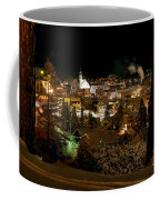Cold Winter Night Coffee Mug