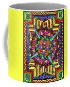 Colin's Mandala Coffee Mug