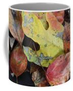 Collective Autumn Color Coffee Mug