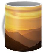 Collegiate Peaks Sunset Coffee Mug