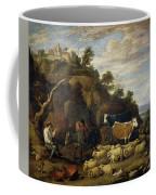 Coloquio Pastoril   Coffee Mug