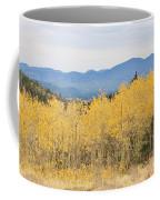 Colorado Autumn In The Mountains Coffee Mug