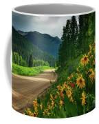 Colorado Wildflowers Coffee Mug by John De Bord