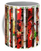 Colored Windows Coffee Mug