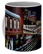 Colorful Boston Museum Coffee Mug