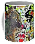 Colorful Makeup Coffee Mug