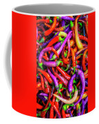 Colorful Peppers Coffee Mug
