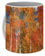 Colorful Radiance Coffee Mug by Leland D Howard
