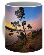 Columbia River Sunrise Coffee Mug