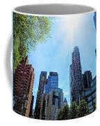 Columbus Circle At Mid Day Coffee Mug