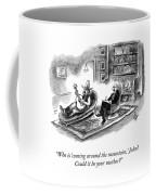 Coming Around The Mountain Coffee Mug