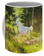 Coming Through The Dust Coffee Mug