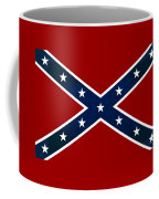 Confederate Stars And Bars T-shirt Coffee Mug