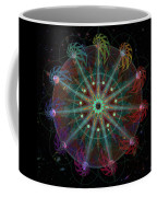 Conjunction Coffee Mug by Kenneth Armand Johnson