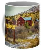 Continental Divide Coffee Mug