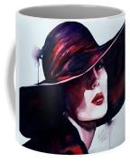 Contrasts Coffee Mug by Michal Madison