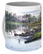 Coosaw - Early Morning Rice Field Coffee Mug