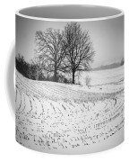 Corn Snow Coffee Mug by Kendall McKernon