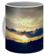 Country Sunset In Pavo Coffee Mug