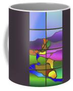 Country View Coffee Mug