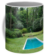 Courtyard Entrance Coffee Mug