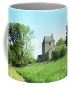 Crighton Church And Track Coffee Mug