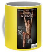 Croatian Cover Of The July 2018 National Geographic Magazine Coffee Mug