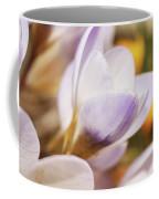 Crocus Coffee Mug by Whitney Goodey