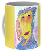 Crying Diamonds Coffee Mug