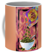 Crypto Flakes Red Coffee Mug