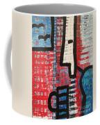 Cup Of Joe By The Sea Coffee Mug