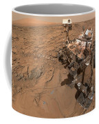 Curiosity Selfie Coffee Mug