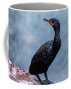 Curious Cormorant Coffee Mug