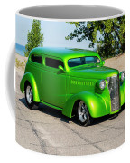 Custom 1938 Chevrolet 2 Door Coach  Coffee Mug