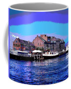 Custom House Block  Coffee Mug