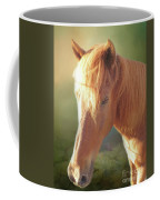 Cute Chestnut Pony Coffee Mug
