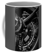 Cyclone Aircraft Engine Coffee Mug by Bob Orsillo